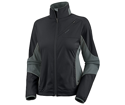photo: Columbia Women's Windefend Jacket fleece jacket