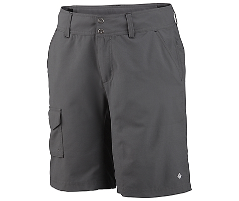 photo: Columbia Women's Silver Ridge Short hiking short