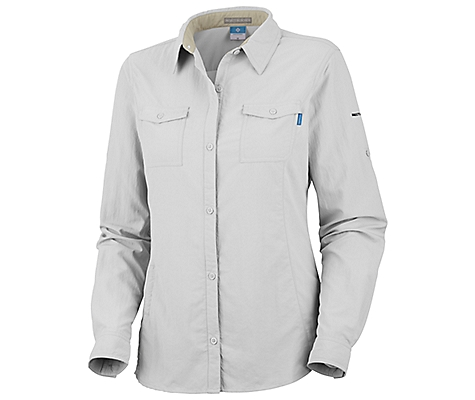 photo: Columbia Women's Bug Shield Long Sleeve Shirt