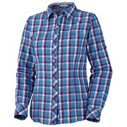 Insect Blocker™ Plaid Long Sleeve Shirt