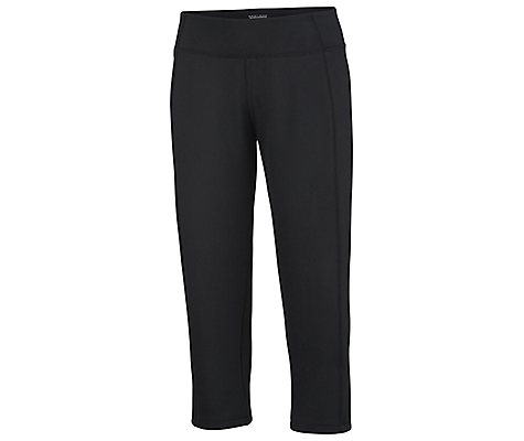 photo: Columbia Anytime II Capri performance pant/tight