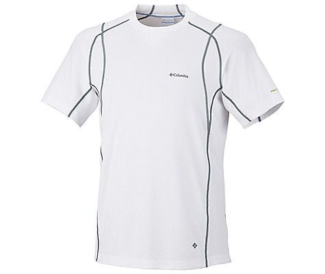 Columbia Bug Shield Sporty Short Sleeve Crew