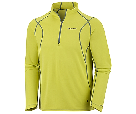 bestproductsandreviews.com - 5 Great Gifts For Father's Day Under $100 - Men's Insect Blocker Sporty 1/2 Zip by Columbia