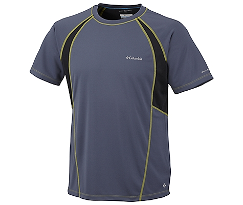 Columbia Insight Ice Mesh Short Sleeve Crew