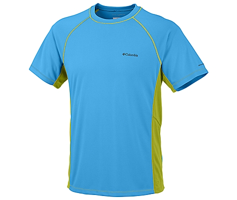 photo: Columbia Insight Ice Short Sleeve Crew