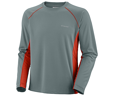 photo: Columbia Insight Ice Long Sleeve Crew long sleeve performance top
