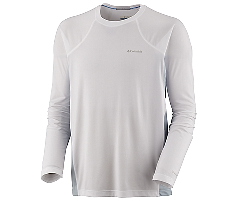 photo: Columbia Men's Baselayer Bug Shield Long Sleeve Top