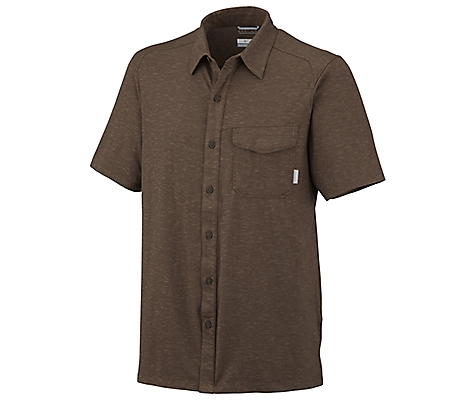 Columbia Camp Sparks Short Sleeve Shirt