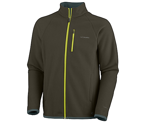 photo: Columbia Heat 360 Jacket fleece jacket