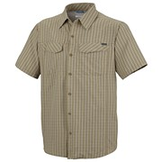 Men's Silver Ridge™ Multi Plaid Short Sleeve Shirt