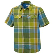 Silver Ridge™ Multi Plaid Short Sleeve S
