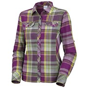 Women's Camp Henry™ Long Sleeve Shirt-Extended Size