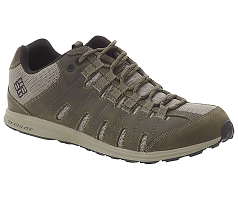 photo: Columbia Master Fly Low Leather trail running shoe