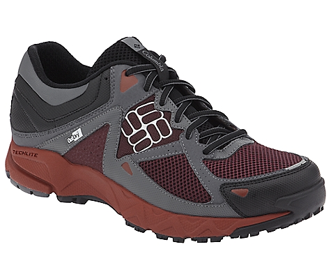 photo: Columbia Ravenous Stability II Outdry trail running shoe
