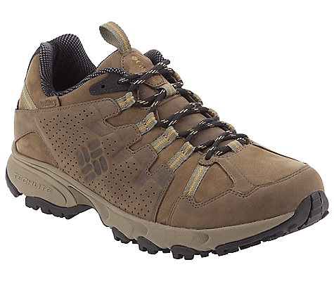 photo: Columbia Men's Talus Ridge Outdry Leather