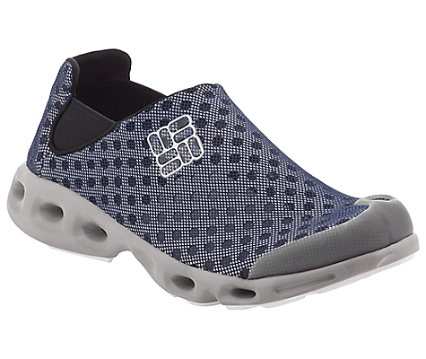 photo: Columbia PFG Drainmaker Slip water shoe