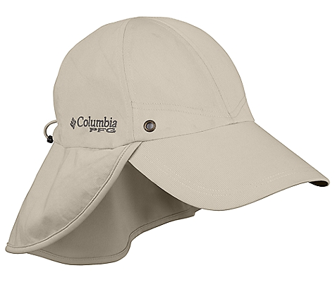 photo: Columbia PFG Freezer Hat