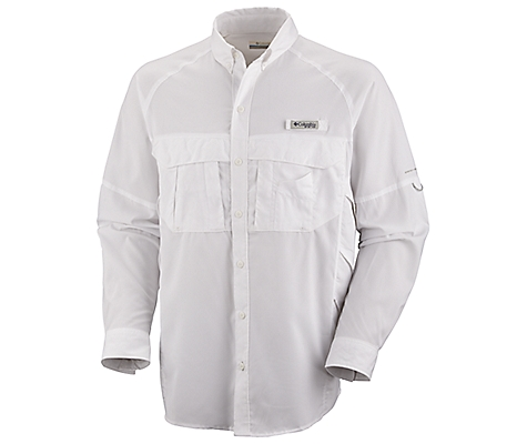 photo: Columbia Airgill Lite Long Sleeve Shirt