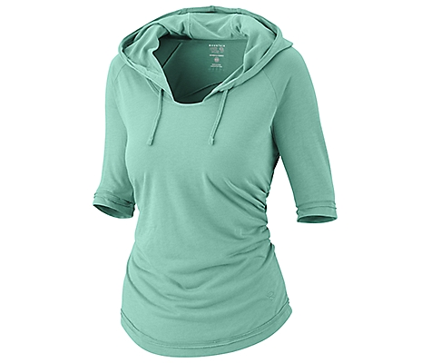 Mountain Hardwear Pandra Elbow Slv Hoody