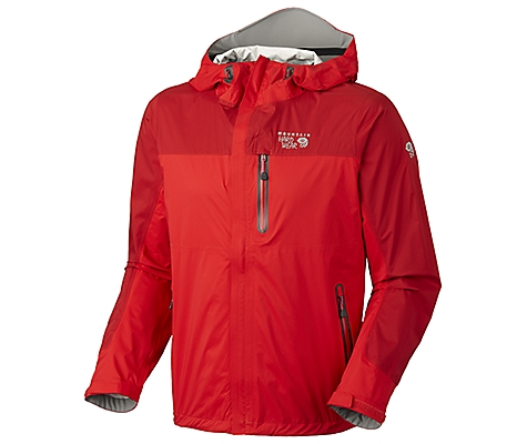 photo: Mountain Hardwear Men's Stretch Typhoon Jacket