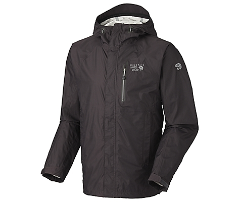 Mountain Hardwear Versteeg Rain Jacket Reviews