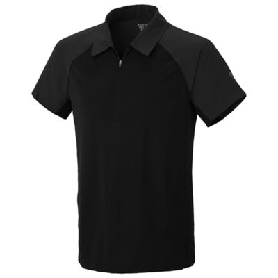 Justo™ Trek S/S Zip Polo