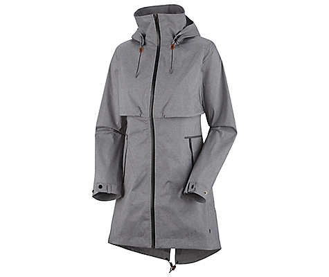 photo: Columbia Beverly Crest Jacket waterproof jacket