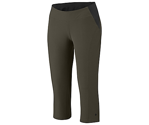 photo: Columbia Back Up Trail Knee Pants