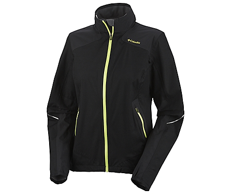 photo: Columbia Women's Flyin' Dry Shell waterproof jacket