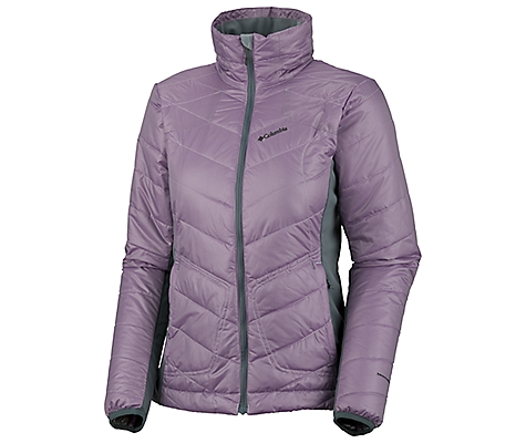 photo: Columbia Passo Alto Hybrid Jacket synthetic insulated jacket