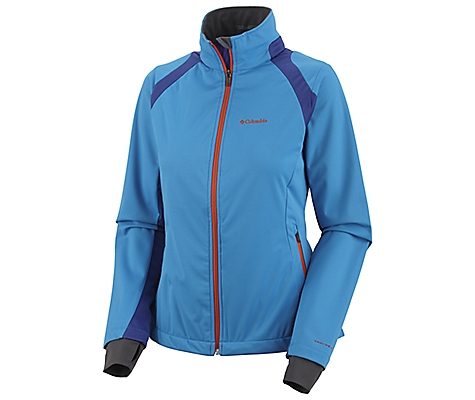 photo: Columbia Tectonic Softshell soft shell jacket
