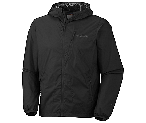 photo: Columbia Trail Fire Windbreaker Jacket