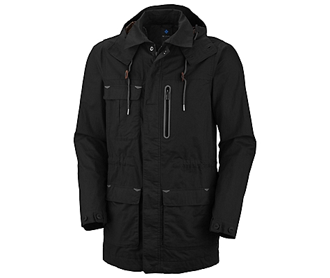 photo: Columbia Newbury Park Jacket waterproof jacket