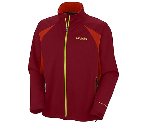 photo: Columbia Tectonic Softshell