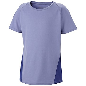 Toddler Girl's Silver Ridge™ II SS Tech Tee