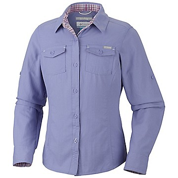 Girl's Silver Ridge™ II Long Sleeve Shirt - Toddler