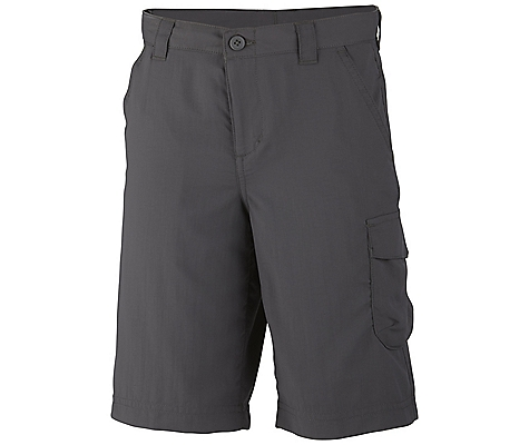 photo: Columbia Boys' Silver Ridge II Short hiking short