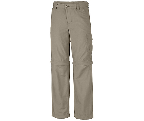 photo: Columbia Boys' Silver Ridge II Convertible Pant
