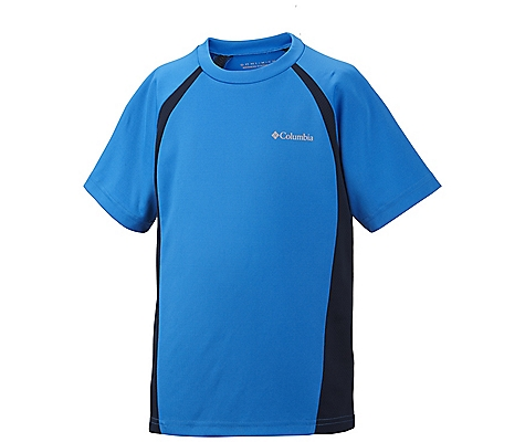 photo: Columbia Boys' Silver Ridge II SS Tech Tee