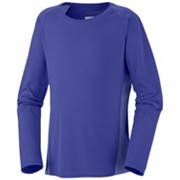 Girl's Silver Ridge™ LS Tech Tee