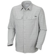 Men's Silver Ridge™ Plaid Long Sleeve Shirt – Tall