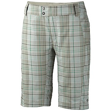 Women's Saturday Trail™ Stretch Plaid Short