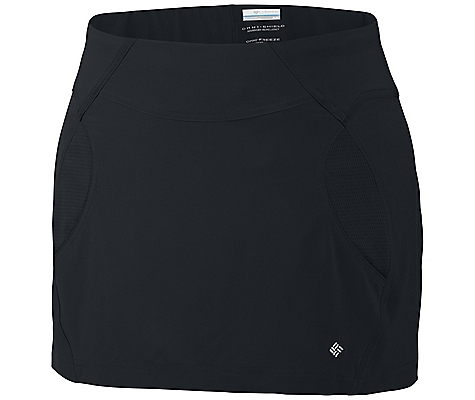 photo: Columbia Sun Chill'd Skort hiking skirt