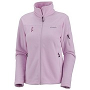 Women's Tested Tough In Pink™ Fast Trek Full Zip