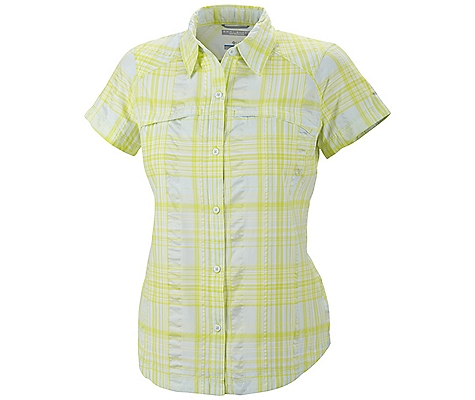 photo: Columbia Women's Silver Ridge Multi Plaid Short Sleeve Shirt