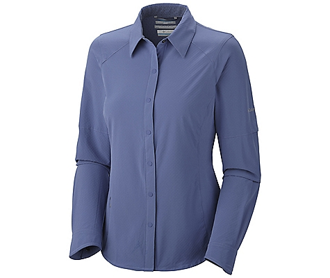 photo: Columbia Women's Freeze Degree Long Sleeve Shirt