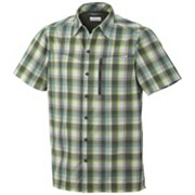 Men's Silver Ridge™ Plaid Short Sleeve Shirt