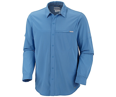 photo: Columbia Men's Freeze Degree Long Sleeve Shirt