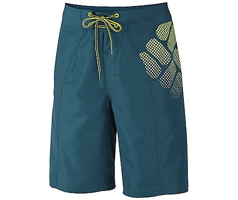 photo: Columbia Bouncing Rock II Logo Short