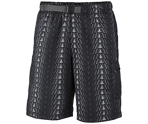 photo: Columbia Palmerston Peak Printed Short hiking short